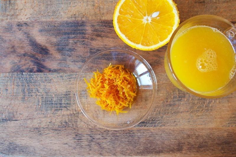 Йогурт из козьего молока с апельсином и отрубями «Сила овса»