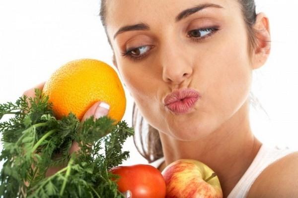 Витамины и здоровье женщины