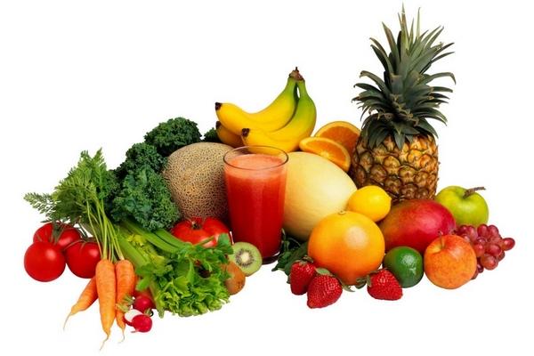Режим питания в летний период