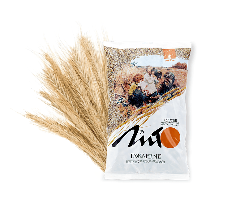 "Фото 10 - ""Lito"" rye crispy bran with calcium, 200g."
