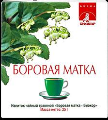 Фото 2 - Чайный напиток «Вечернее спокойствие «Биокор» №20.