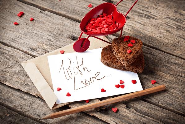 Конкурс, посвященный Дню всех влюблённых