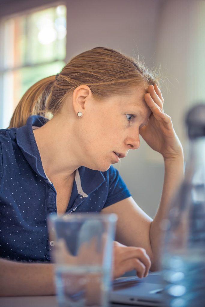 Постоянный стресс на работе - что с этим делать?