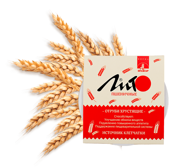 "Фото 3 - ""Lito"" wheat crispy bran with calcium, 20 g."