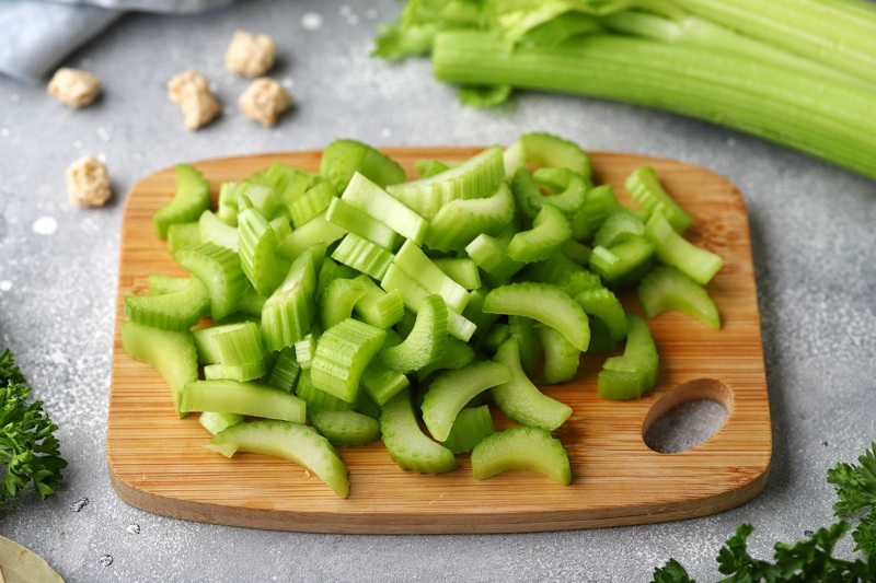 Суп-пюре из цветной капусты с отрубями
