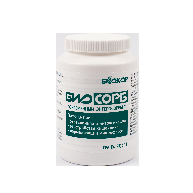 Биосорб «Биокор»